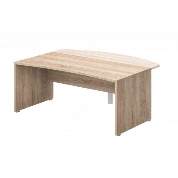 VP-180/90 vezetői íróasztal (180 x 90 cm-es íves munkaoldalú)