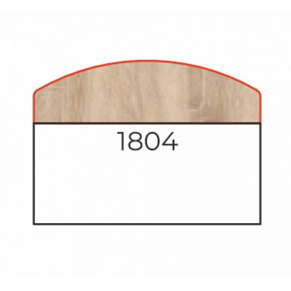 LHE-180/180° vezetői íróasztal toldata