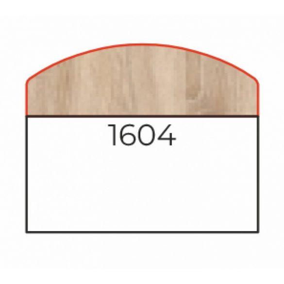 LHE-160/180 Asztaltoldat csőlábbal 160 cm-széles asztalokhoz, 50 cm-es mélységgel