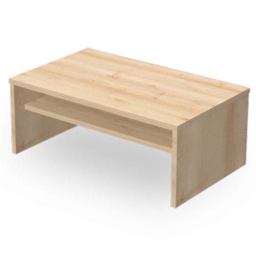 M-0 szögletes dohányzóasztal (439 x 1102 x 672 mm-es modern)