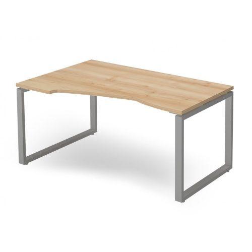 """EX-HA-178/100-B-FL2   """"L"""" alakú operatív asztal FL2 fémlábbal, balos kivitelben"""