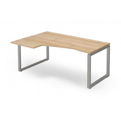 """EX-HD-178/120-B-FL2   """"L"""" alakú operatív asztal FL2 fémlábbal, balos kivitelben"""
