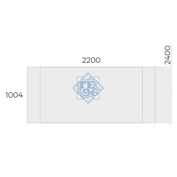 EX-IG-240/100 vezetői asztal