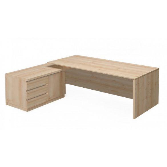 EX-IM-220/195-B vezetői asztal