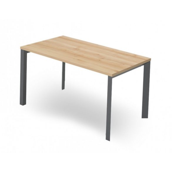 EX-IS-158/80-FL3 sarkos asztal