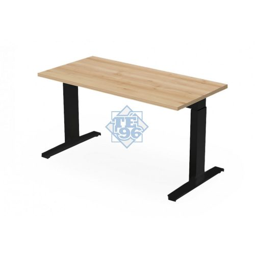 EX-IS-158/80-FL7 sarkos asztal