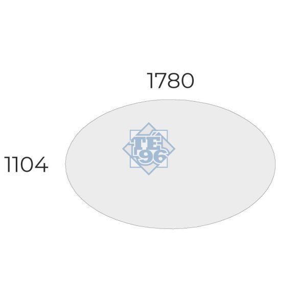 EX-TD-178/110-FL2 tárgyalóasztal