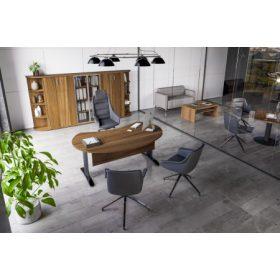 Vénusz LUX fémlábas irodai asztalok
