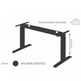 FL-7 manuálisan állítható magasságú asztalok