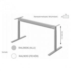 FL-6 manuálisan állíthat magasságú asztalok