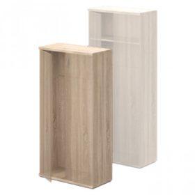 Akasztós-polcos szekrények
