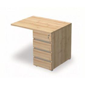 Kiegészítő asztalok Extend irodabútorokhoz
