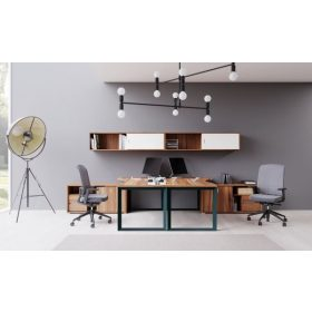 Extend asztalok FL11 fémlábbal