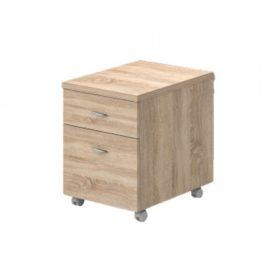 Asztal alatti fiókos konténerek