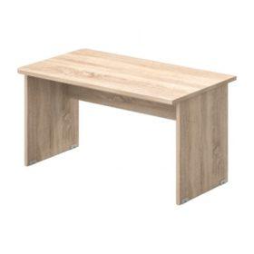 Egyoldalon kerekített íróasztalok