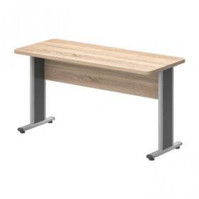 Kétoldalon kerekített asztalok AVA fémlábbal