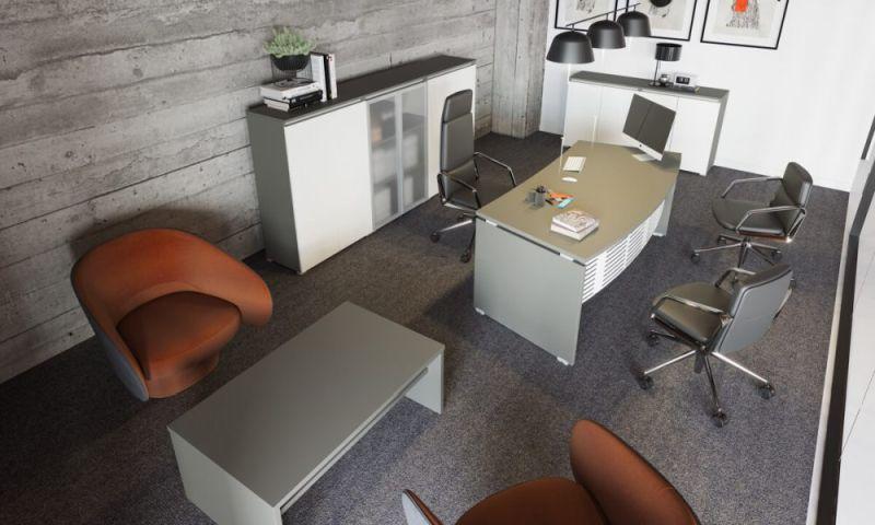 Extend irattároló irodai szekrények tetőlap megoldásai.