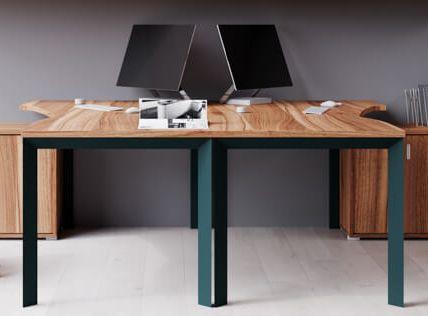 Extend irodabútor család FL3 fémlábas íróasztalok képgalériája