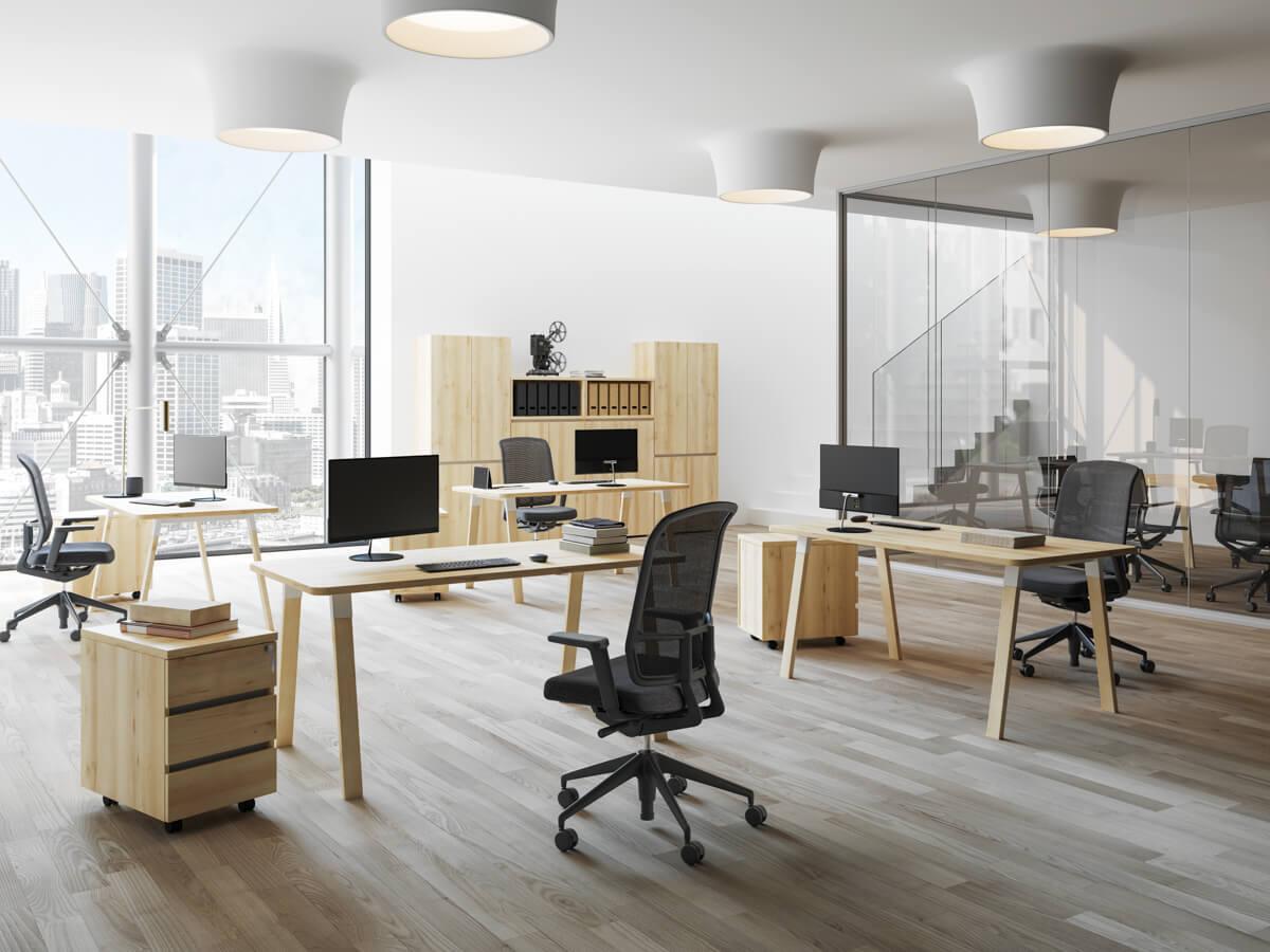 Falábas Extend íróasztalok képgalériája 1
