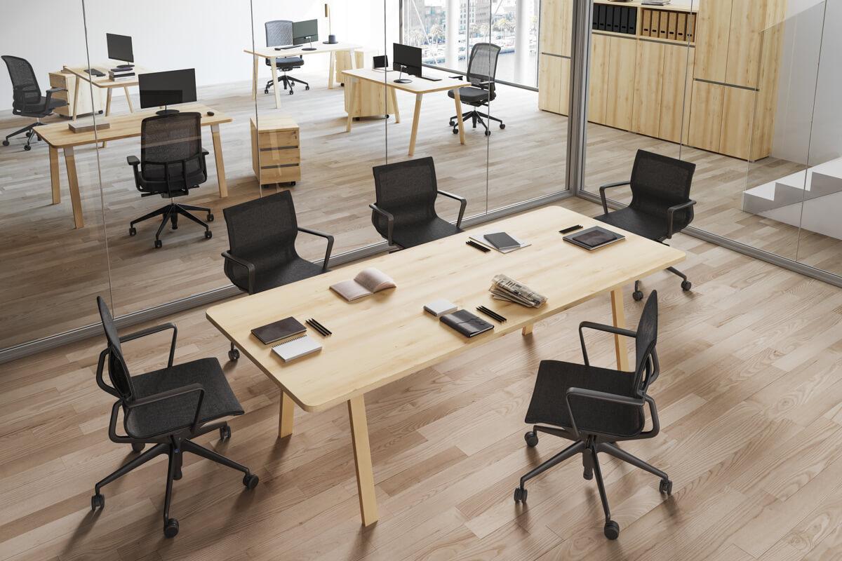 Falábas Extend íróasztalok képgalériája 2