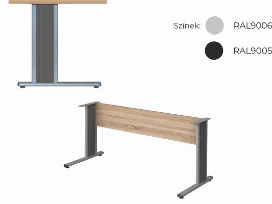 Vénusz irodabútor AVA fémlábas asztalok, tárgyalóasztalok