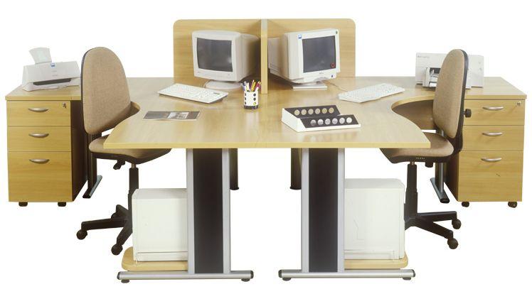 Iker számítógépes munkahely AVA fémlábbal